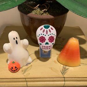 BBW Halloween Skull Wallflower Plug & Nightlight
